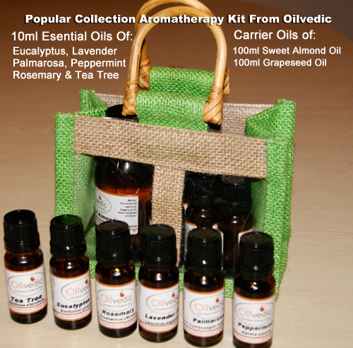 Aromatherapy KIt Popular